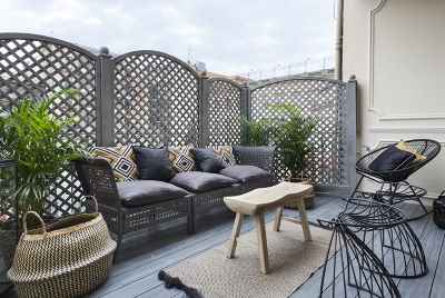 Renovated apartment with a wonderful terrace in the centre of Barcelona